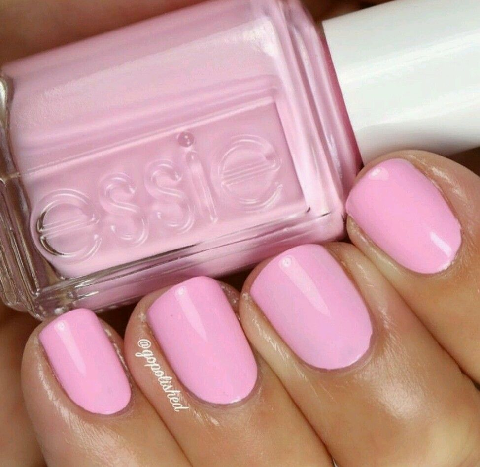 Essie - Saved by the Bell | Shellac Nails | Pinterest | Shellac nails