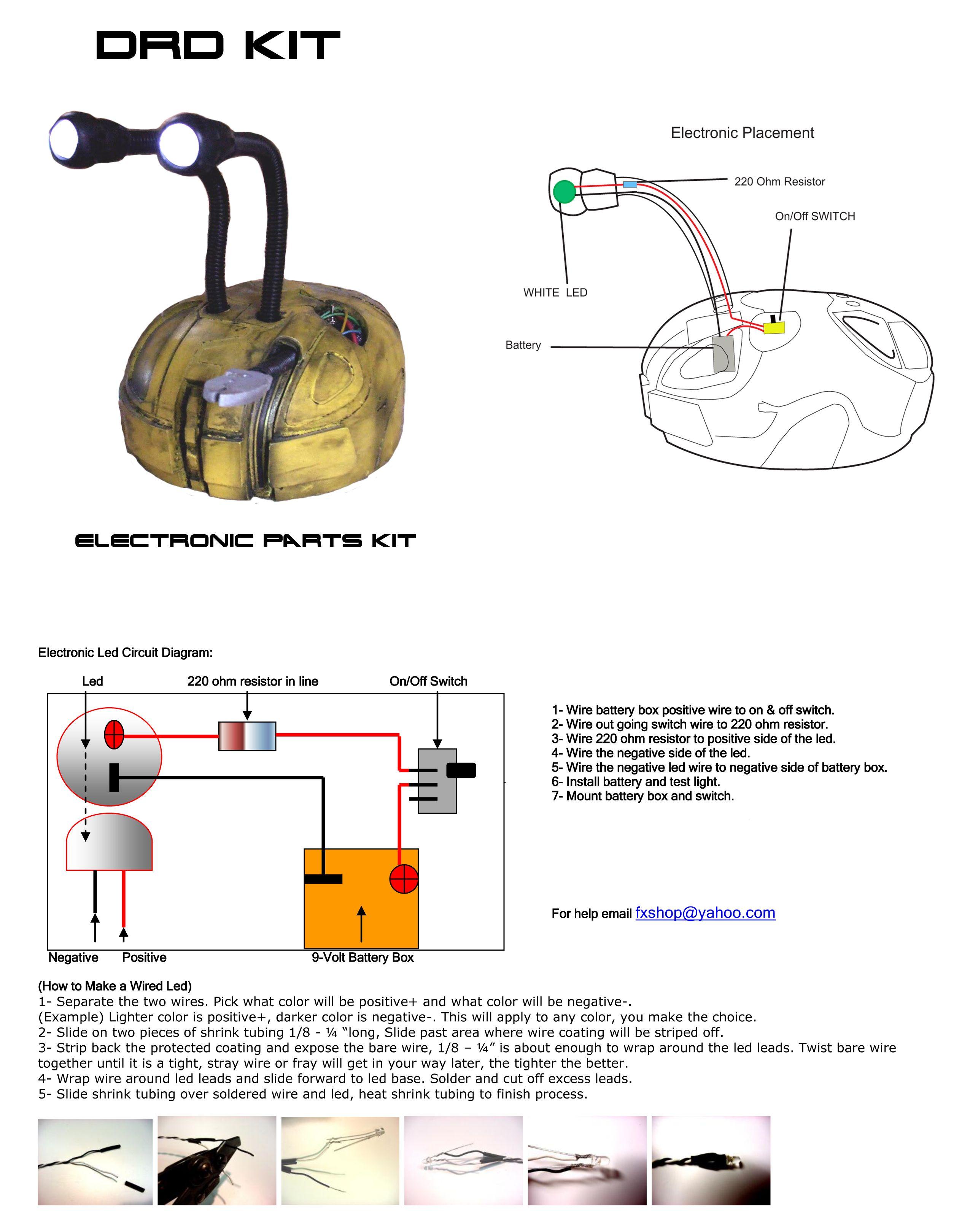 medium resolution of farscape drd model farscape drd farscape drd prop replicas custom fabrication