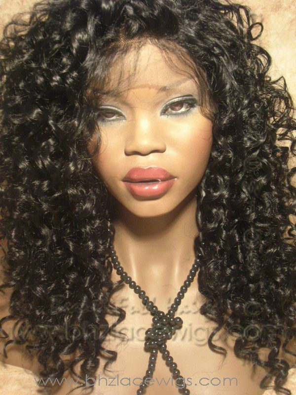 Curly lace front wig 6236661790e8