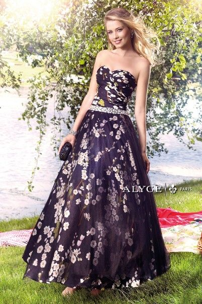 Best Prom Dresses For Tall Girls | Alyce Paris Prom ...