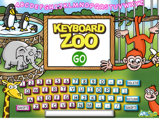 Image result for keyboard zoo abcya images