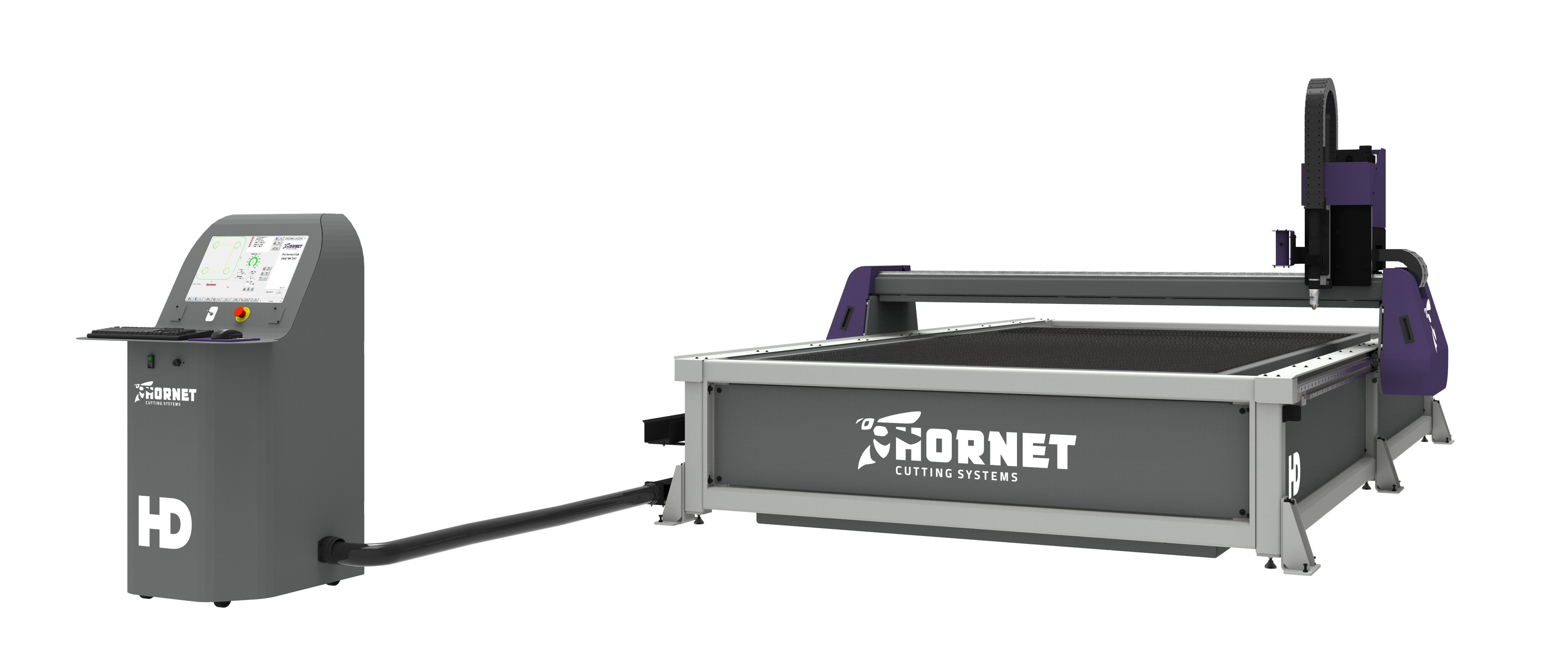 HD CNC Plasma Cutter Standard Features of the