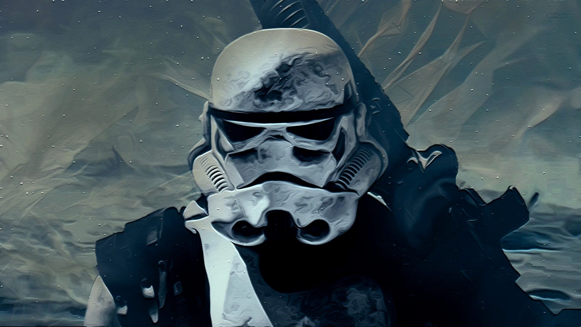 Elegant Storm Trooper Painting Star Wars Stormtrooper Hd Star