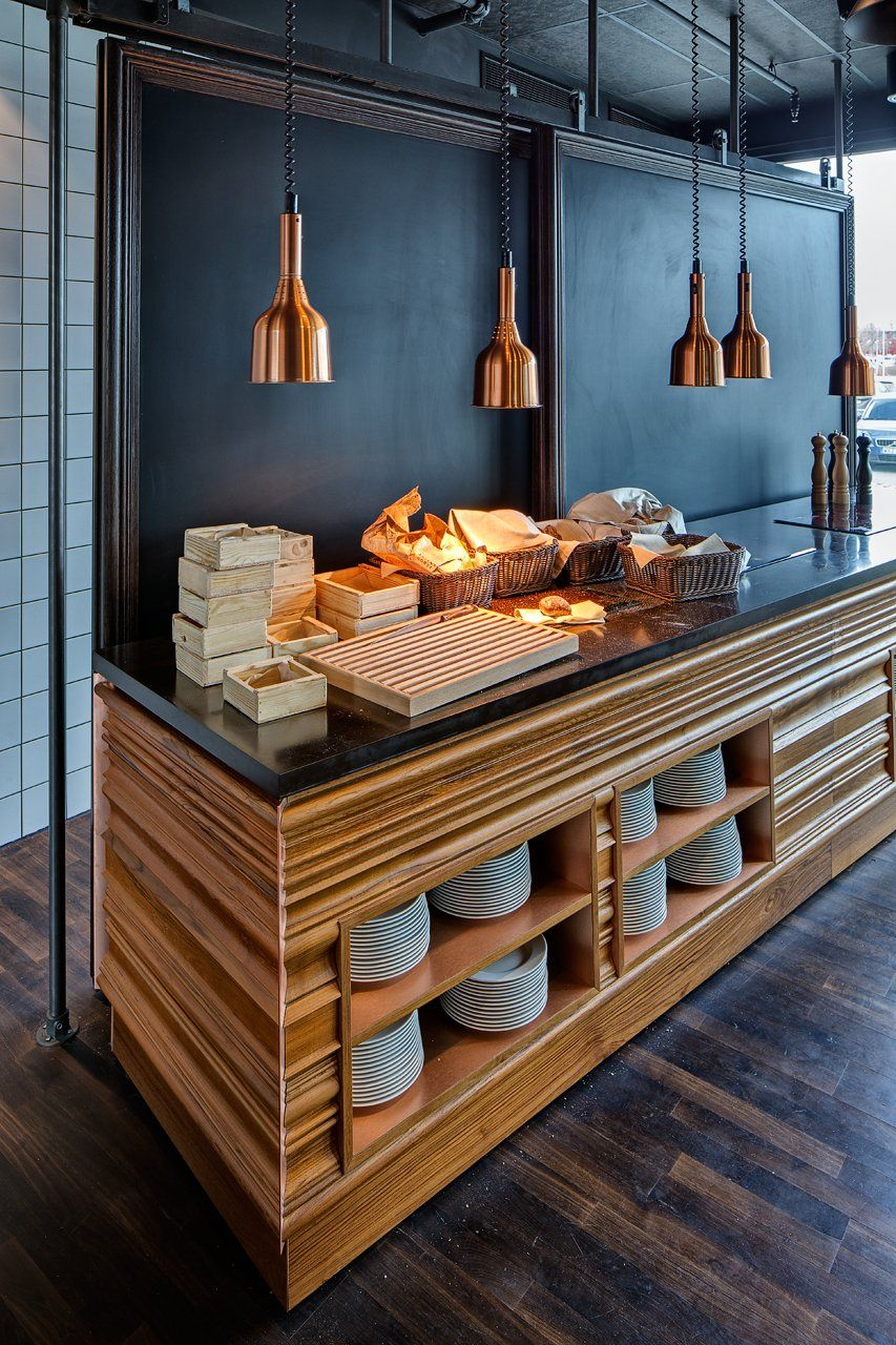 Super Breakfast Buffet At The Radisson Blu Riverside Hotel In Gothenburg Sweden Designed By Doos Architects