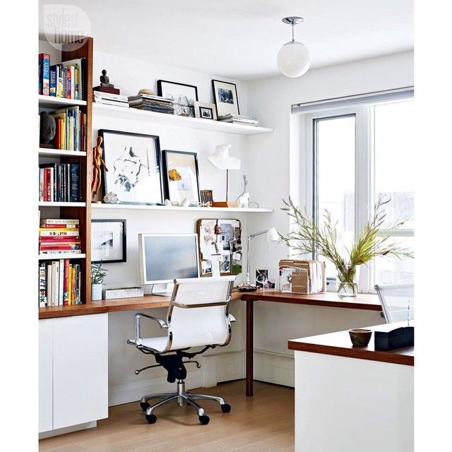 Styleathome S Photo On Instagram Home Office Design Home Office Decor Home Office Space