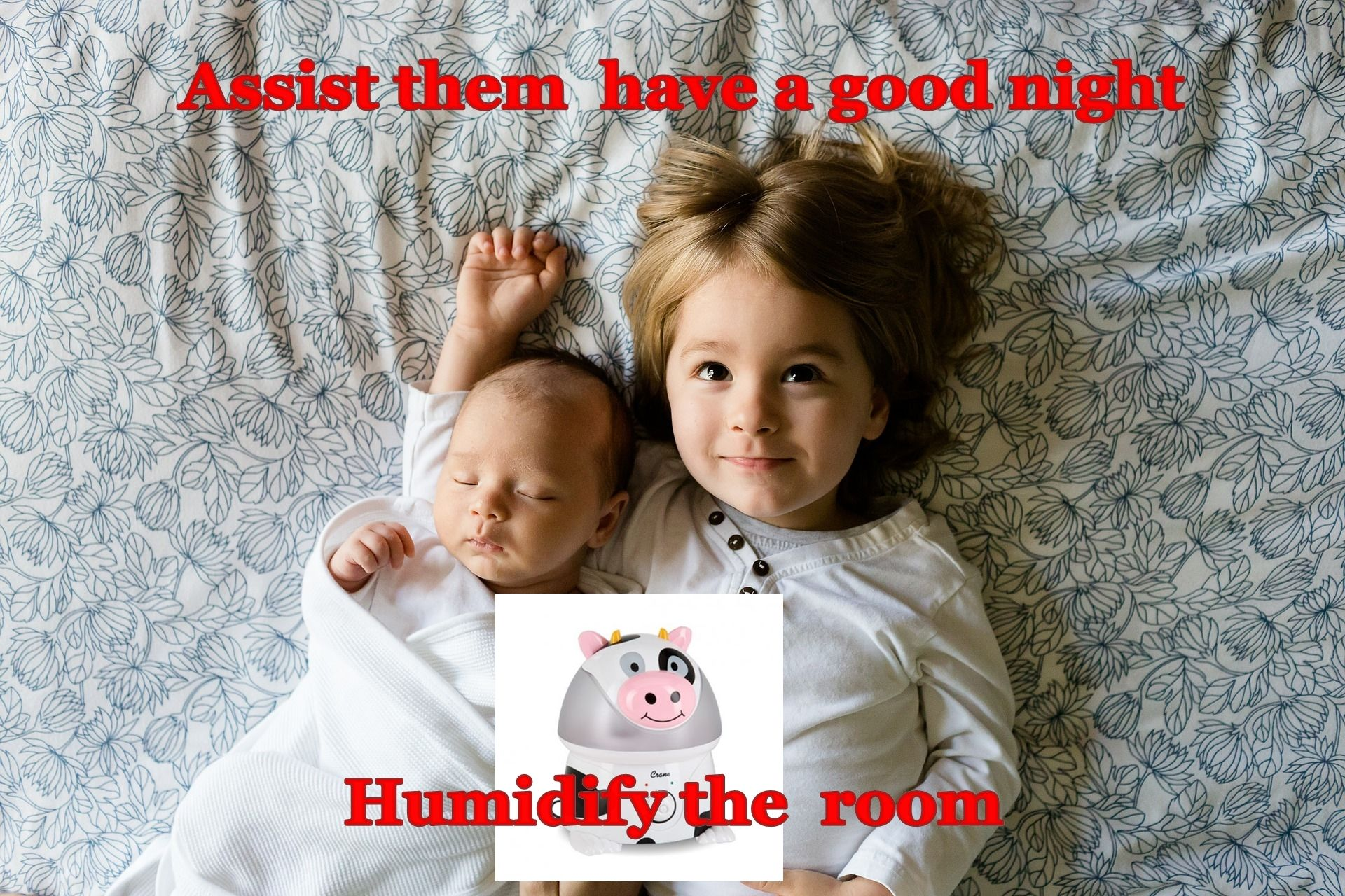Sleeping With a Humidifier Every Night [ Benefits, Risks