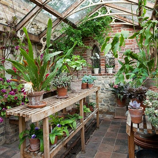gardens search and country on pinterest - Greenhouse Design Ideas