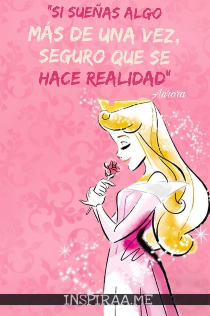74 Frases Inspiradoras de tus princesas de Disney favoritas