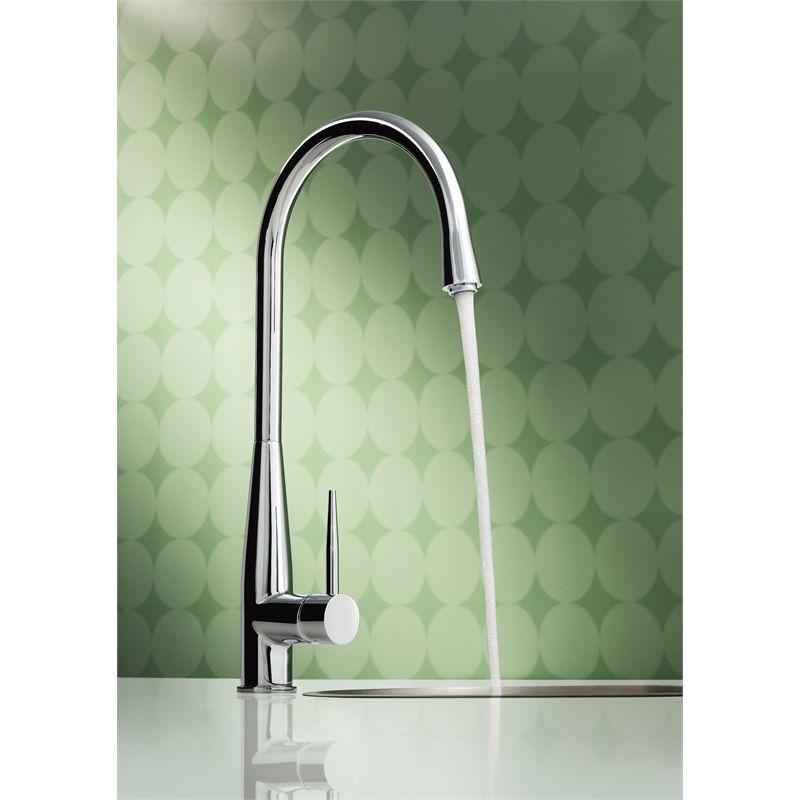 Brewer Designs Rotondo Sink Mixer $312 at Bunnings | Renos
