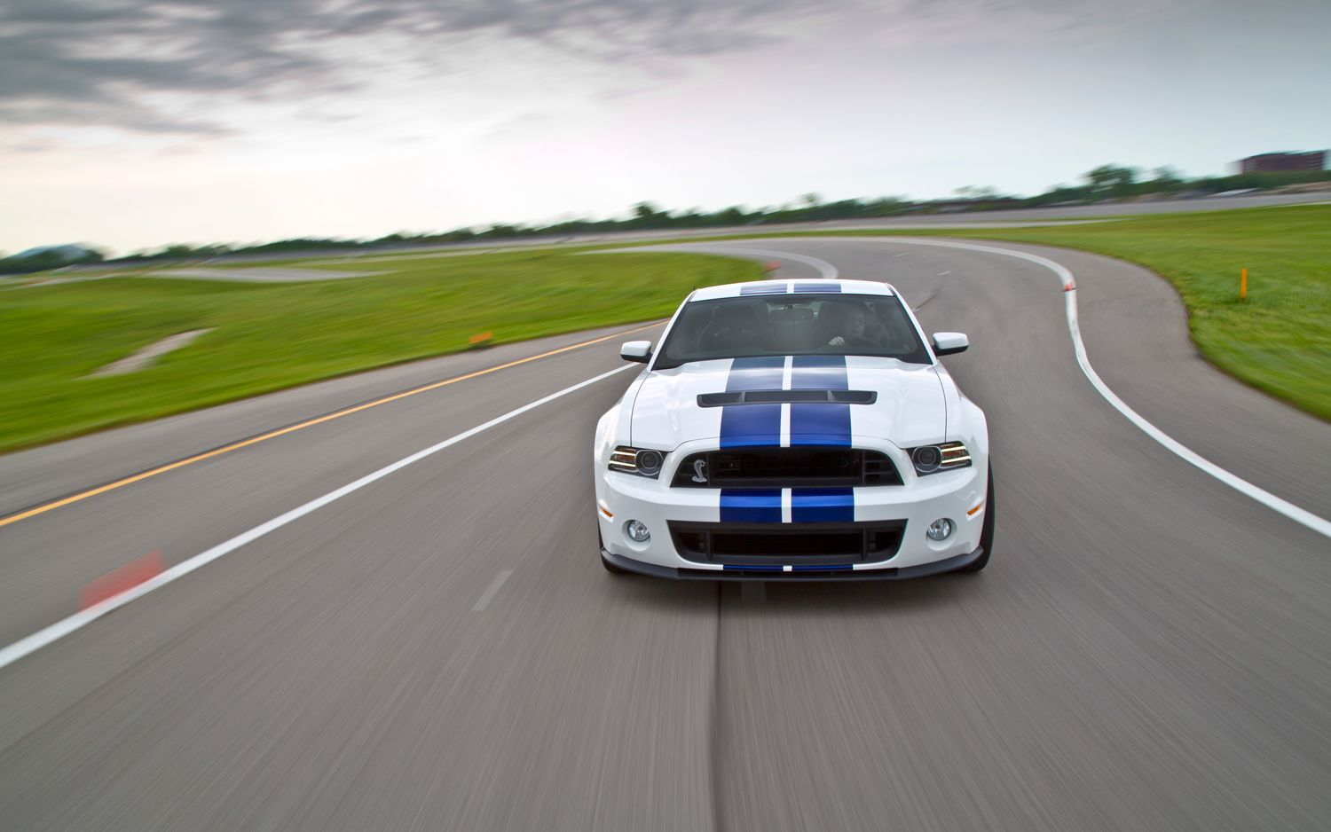 2013 ford shelby first test motor trend