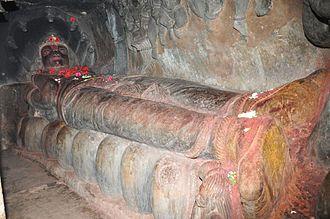 Undavalli caves - Wikipedia, the free encyclopedia