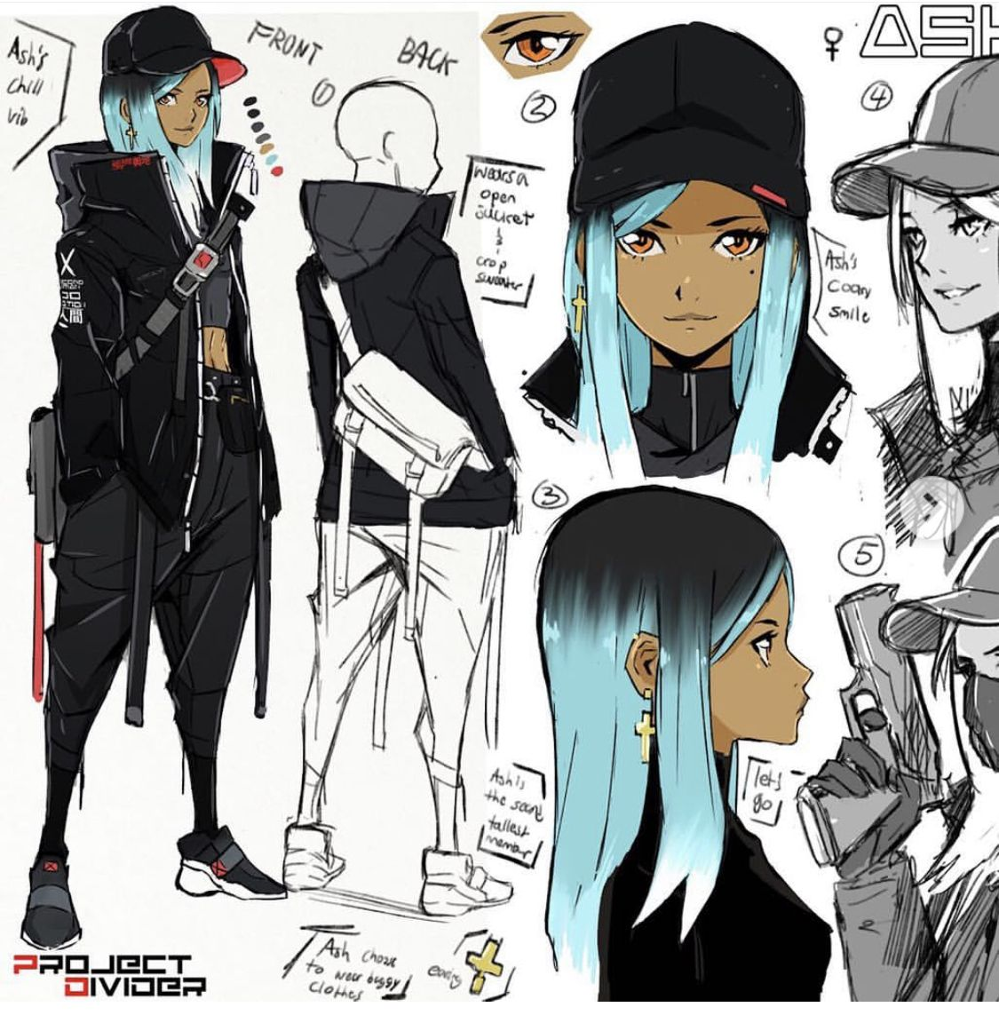 Pin By Aden On Character Art Anime Character Design Concept Art Characters Female Character Design