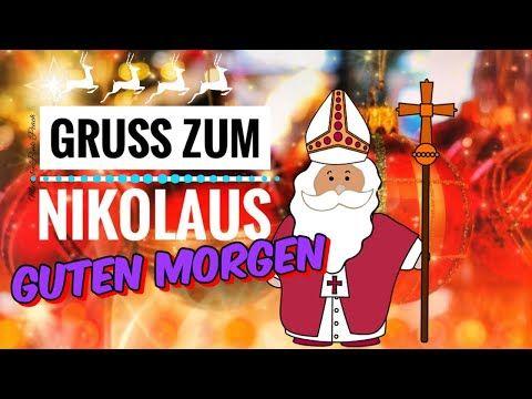 Nikolaustag | Nikolausgrüße �� Liebe Grüße zu Nikolaus | nikolaus grüße whatsapp kostenlos ���