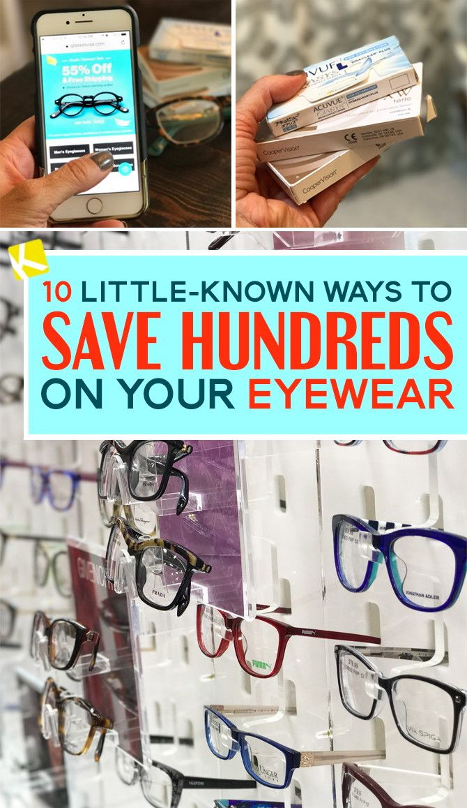 af5be5eace 10 Little-Known Ways to Save Hundreds on Your Eyewear - The Krazy Coupon  Lady