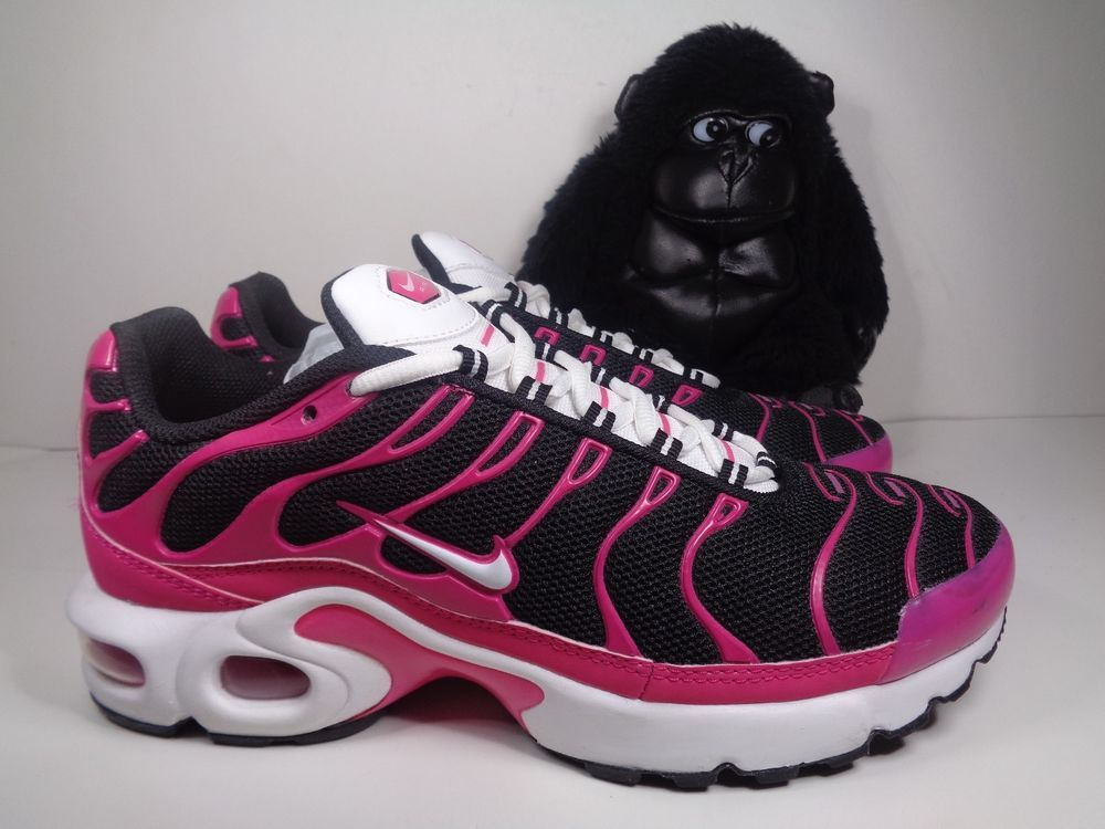 pretty nice 6be93 80b24 Girls Nike Air Max Plus TN Turned Running shoes size 6.5 Y US 718071-016   Nike  running