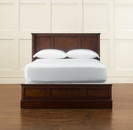 Larkspur Framed Panel Bed | | Restoration Hardware