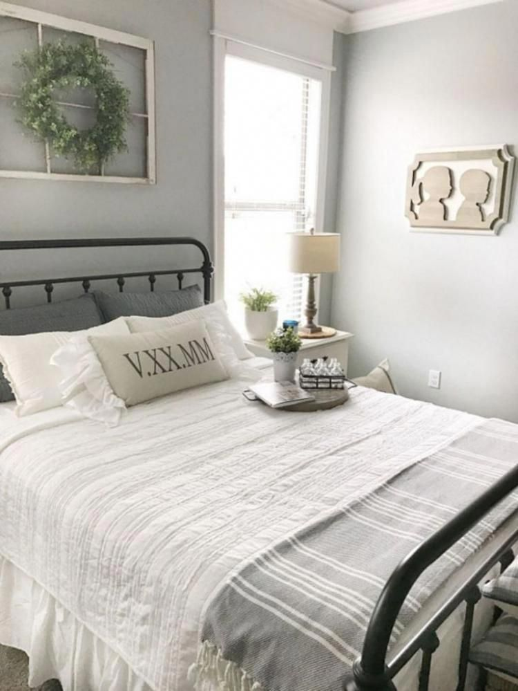50+ Best Farmhouse Bedroom Ideas You Have to Know Master