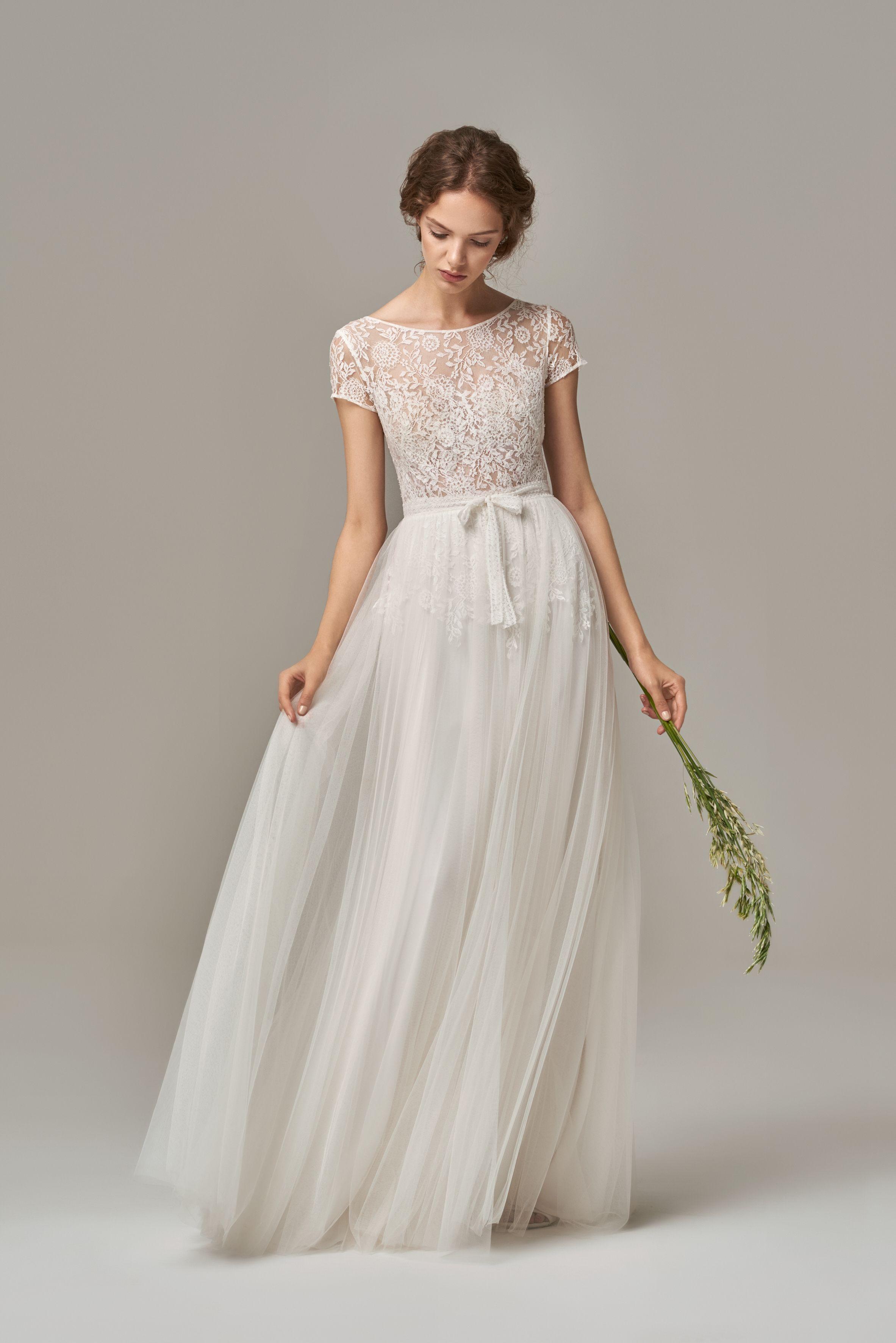 Kleid Bea von Anna Kara  Hochzeitskleider vintage, Brautmode