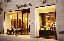 nespresso avenue louise bruxelles sur les champs elys es paris mais aussi sur internet. Black Bedroom Furniture Sets. Home Design Ideas