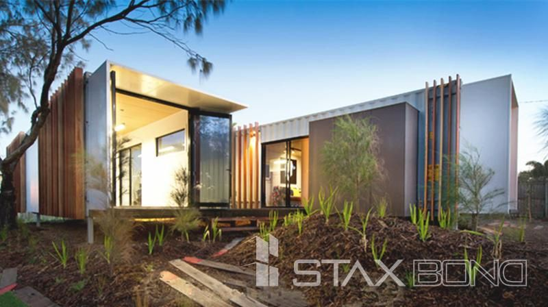 Sunshine Coast Beach Box Staxbond Modular House Container Home Mobile Box Offshore Containe Container House Multi Storey Building Container House Plans