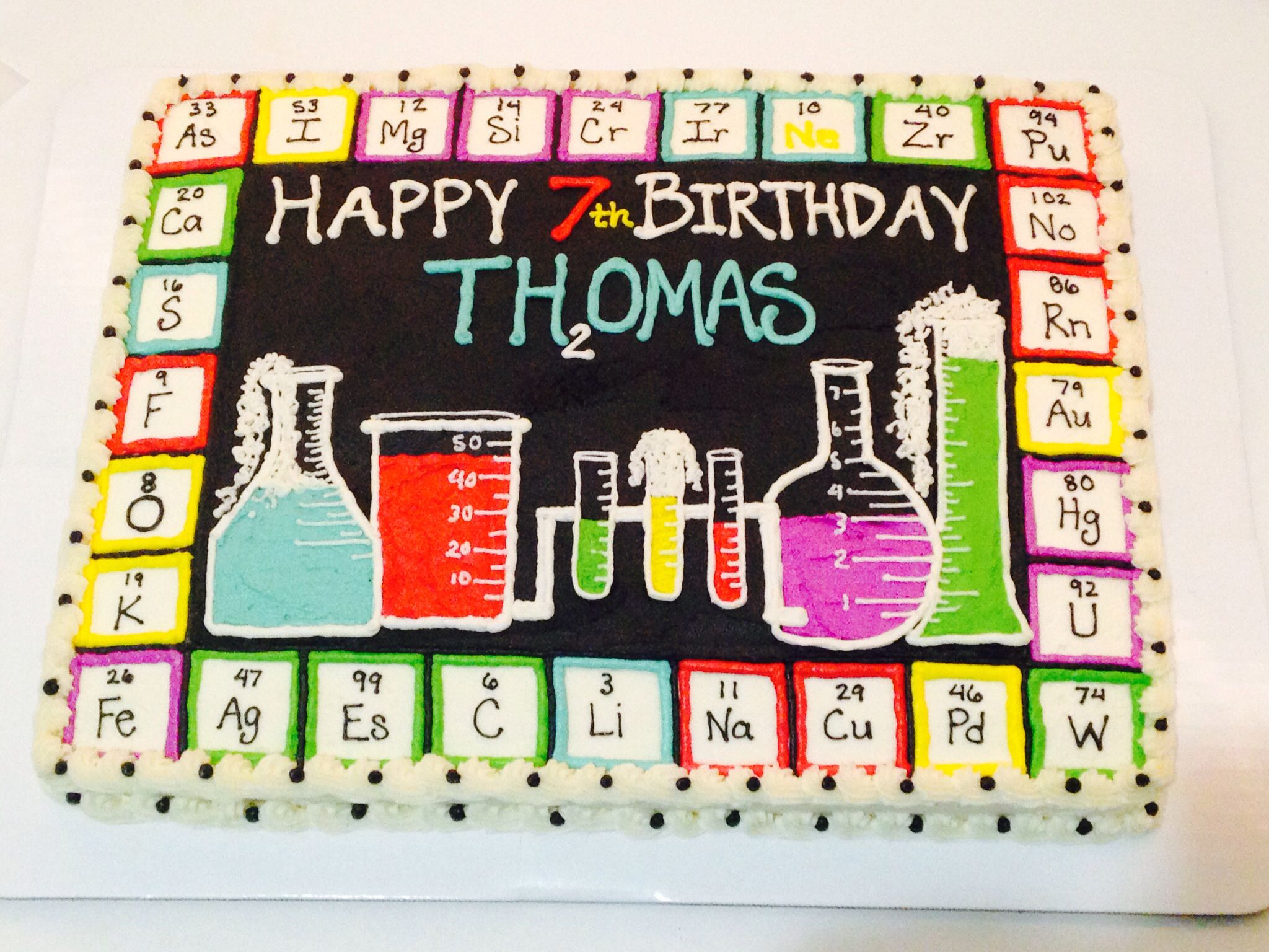 Chemistry decoration google search college banquet for Periodic table 6 year old
