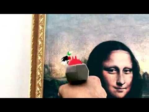 Mona Lisa Duck - Games are art!