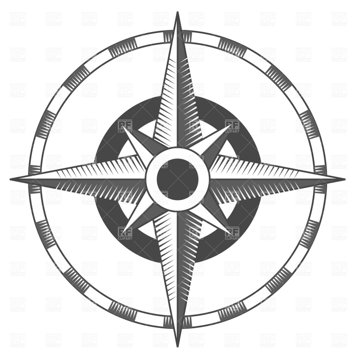 Vector image of vintage compass rose 905 includes graphic vector image of vintage compass rose 905 includes graphic collections of wind rose you biocorpaavc Images