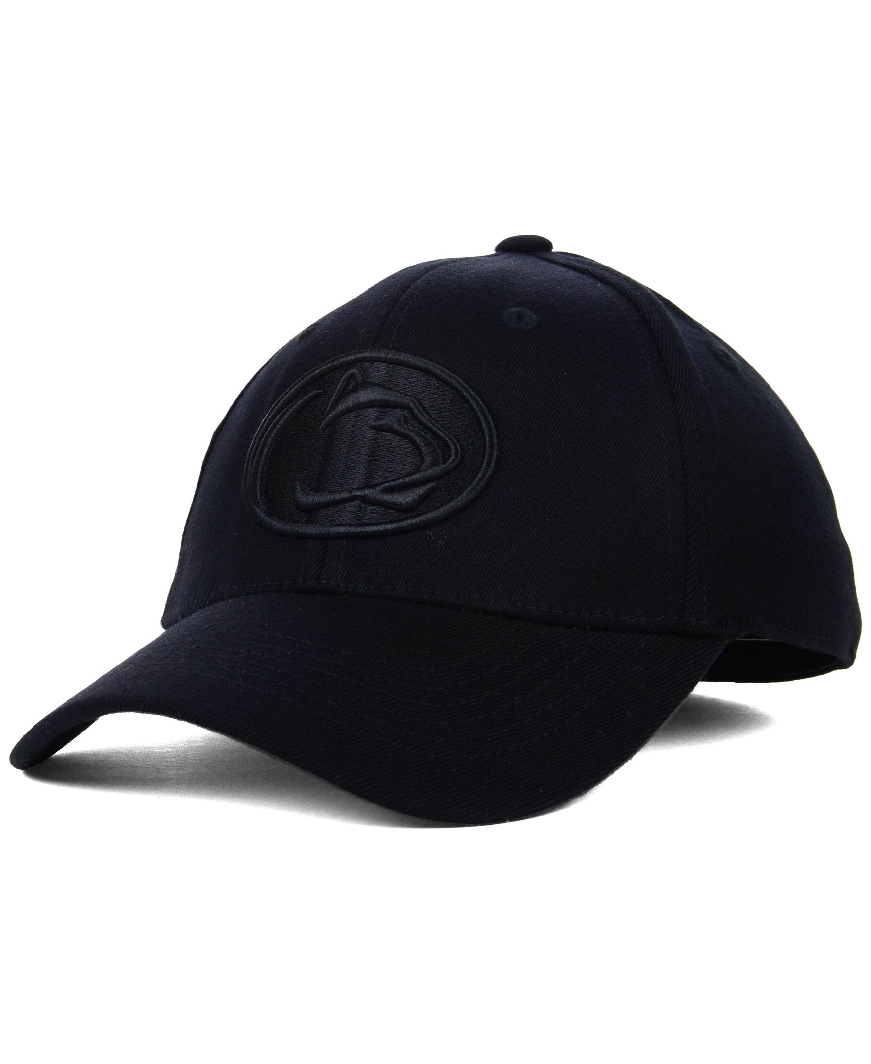 Top of the World Penn State Nittany Lions Black Tonal Pc Cap