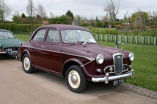 1961 Wolseley 1500 Series Ii British Cars Classic Cars