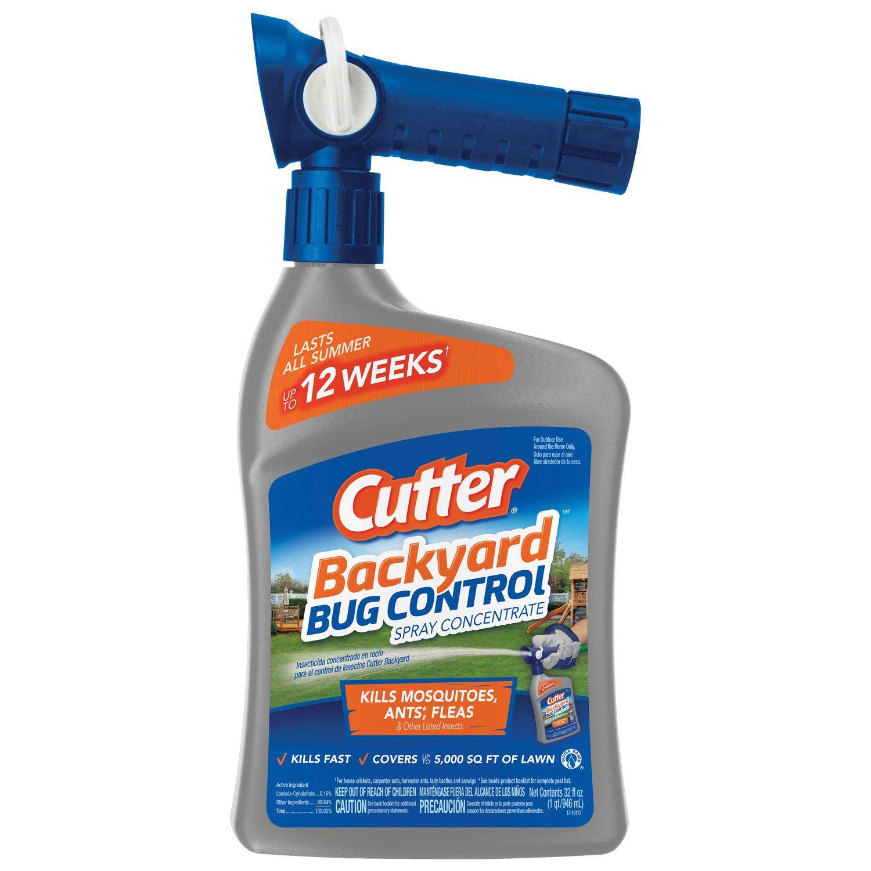 Cutter Backyard Bug Control Review - BACKYARD HOME