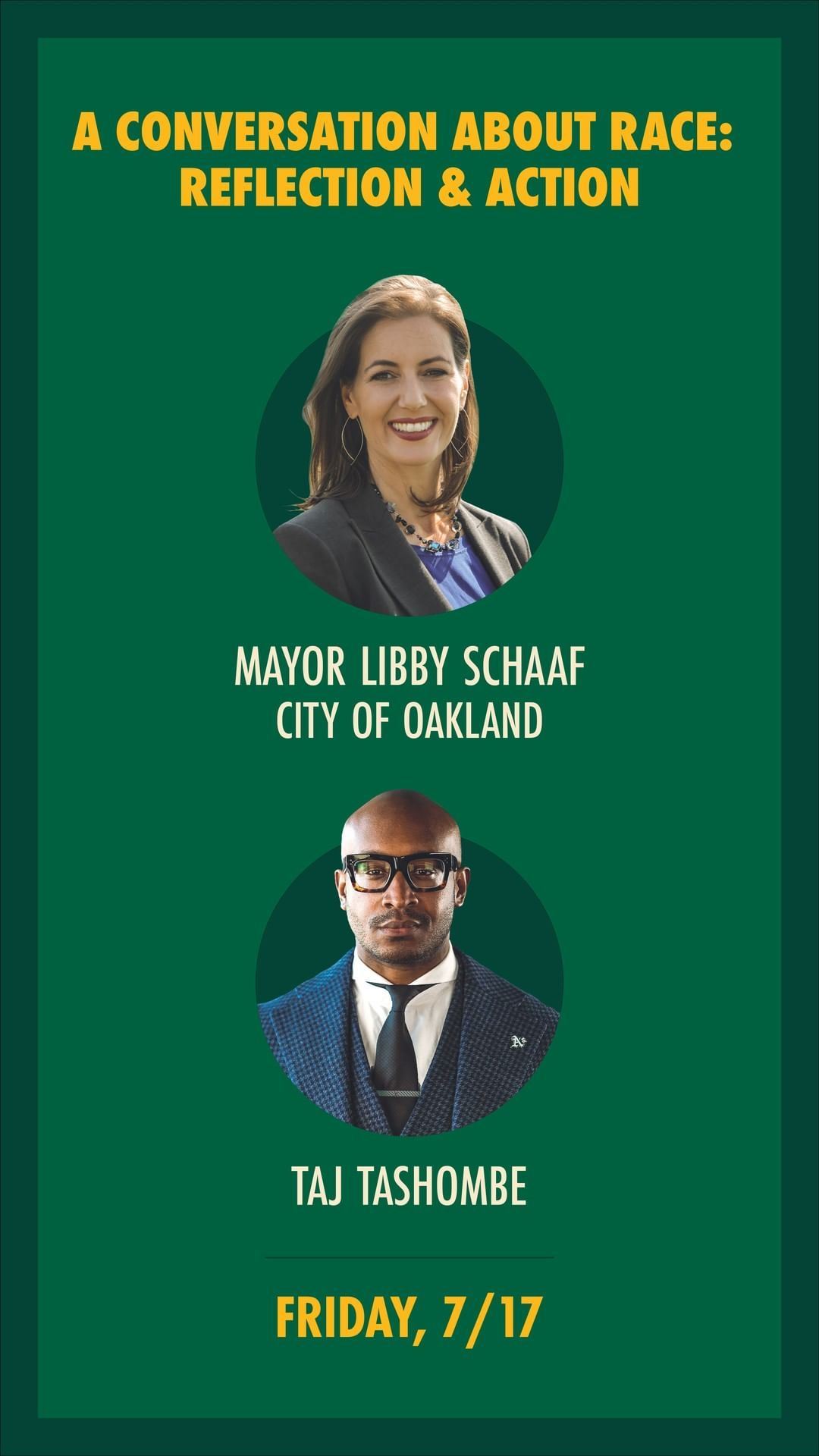 Oakland Athletics We Re Proud To Continue Our A Conversation About Race Reflection Action Serie In 2020 Oakland Athletics Oakland Athlete