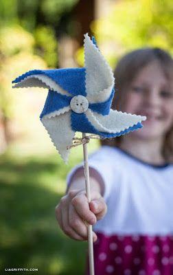 Ideas y cosas para tus fiestas infantiles: Con tela, fieltro y goma eva