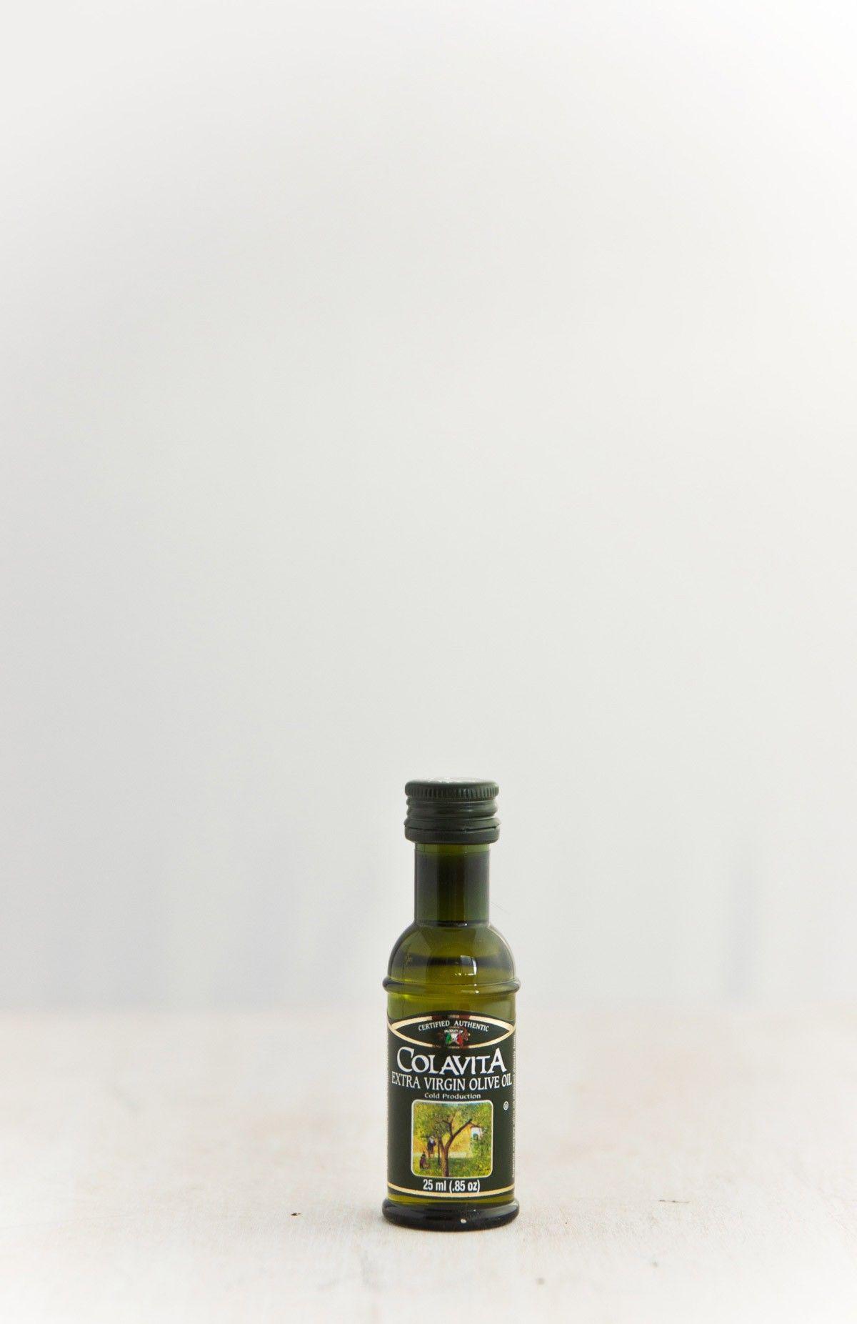 Mini Colavita Extra Virgin Olive Oils 25ml   Olive oil+zeytinyağı ...
