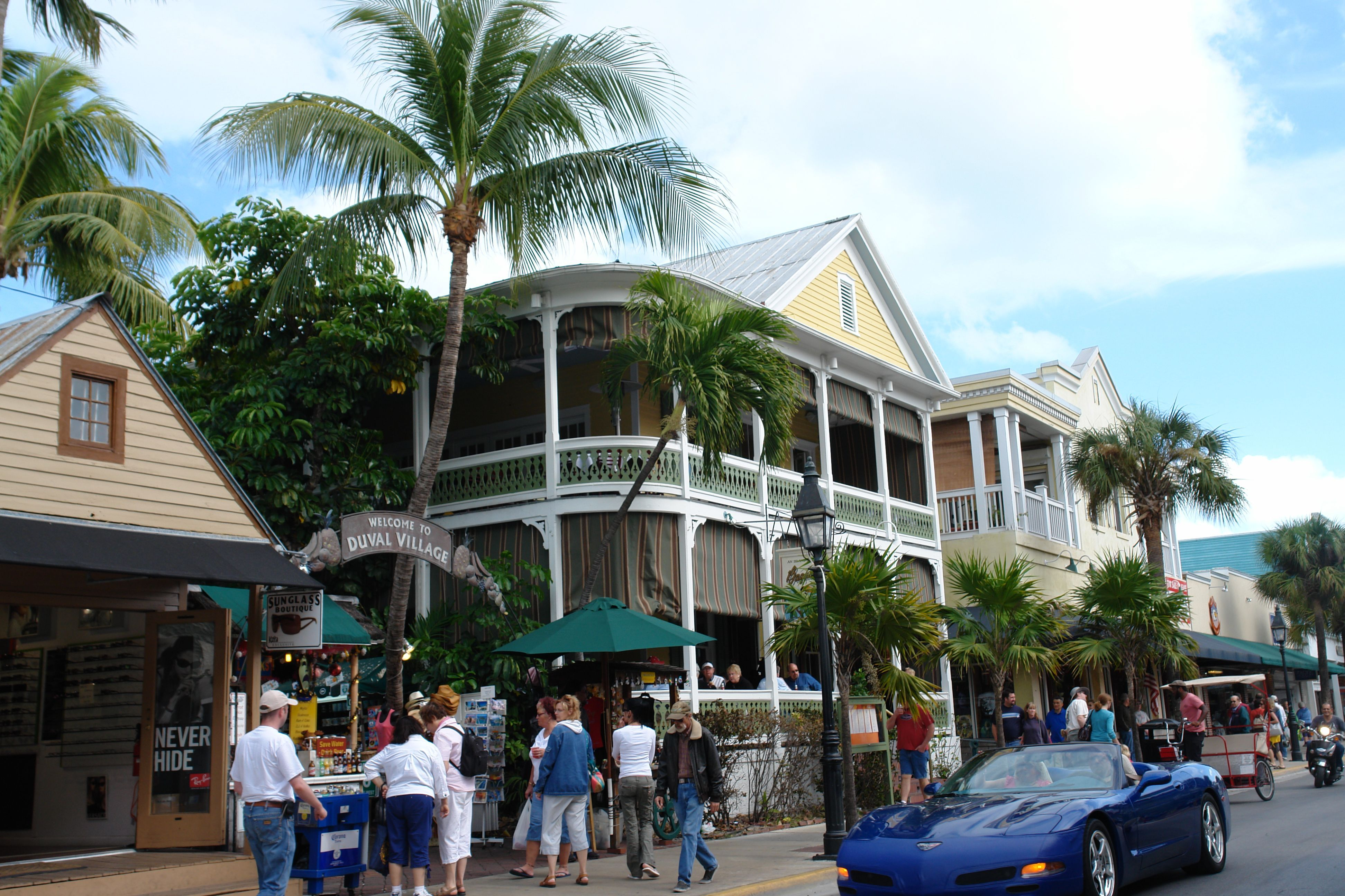 Bachelor party in key west