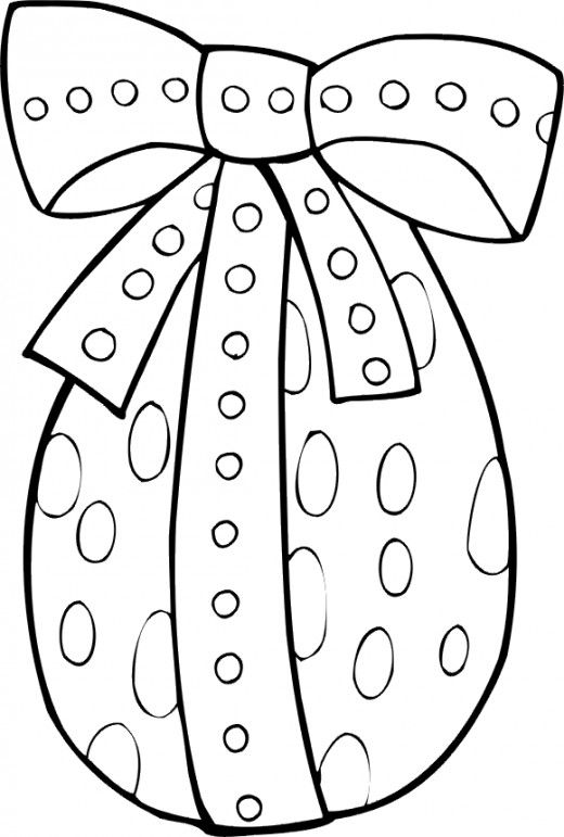 Easter Themed Coloring Pages