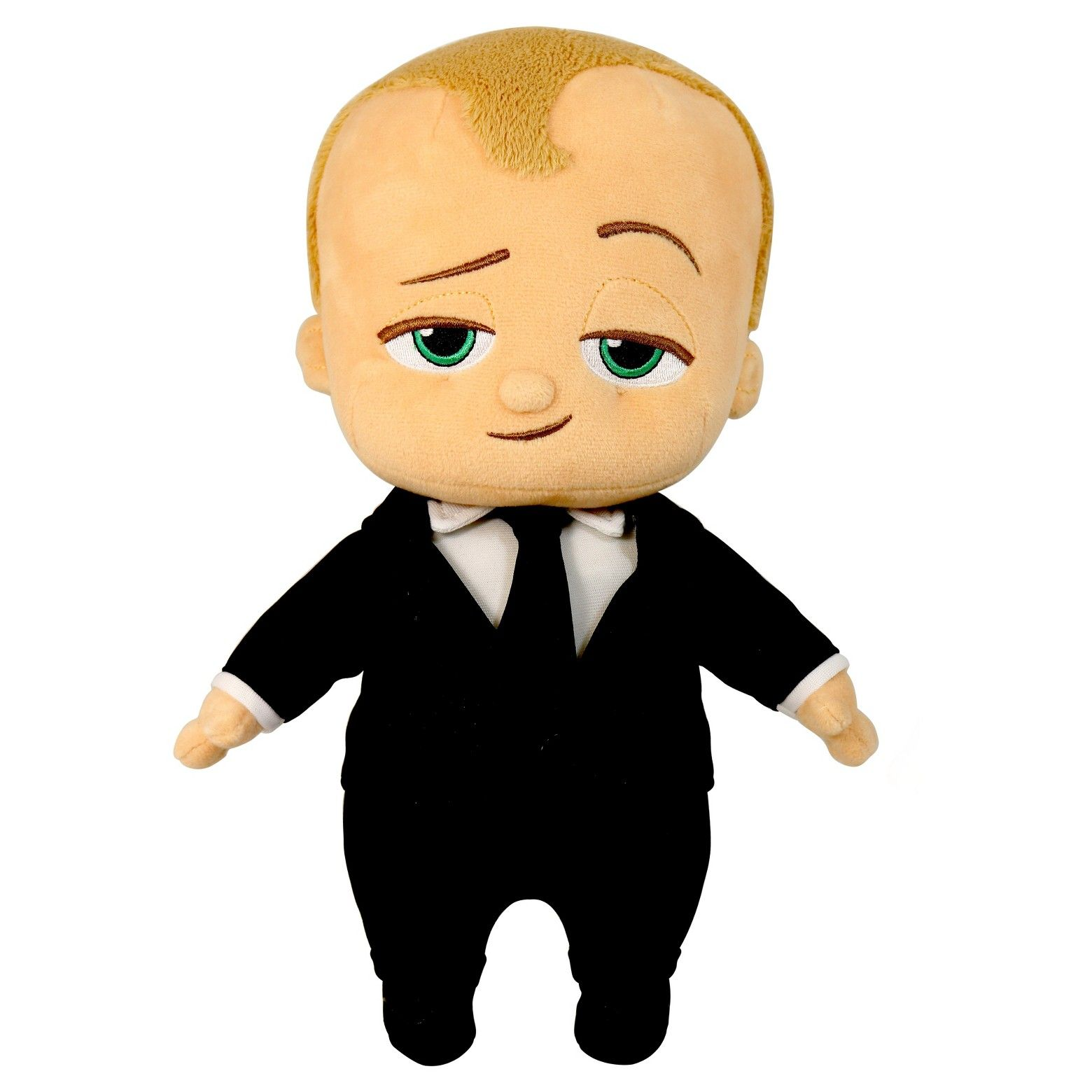 """DREAMWORKS THE BOSS BABY 12/"""" PLUSH SOFT TOYS NEW"""