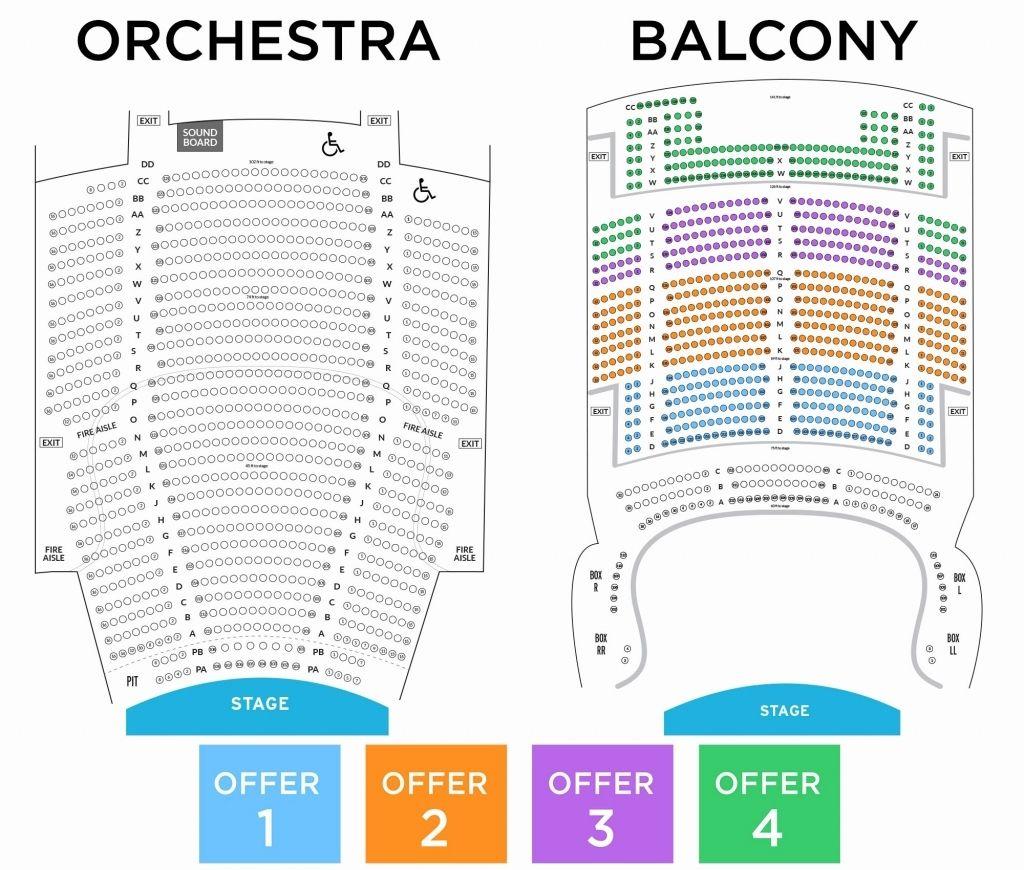 Starlight Theater Kansas City Seating Chart