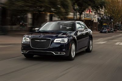 chrysler 300 owners manual 2017