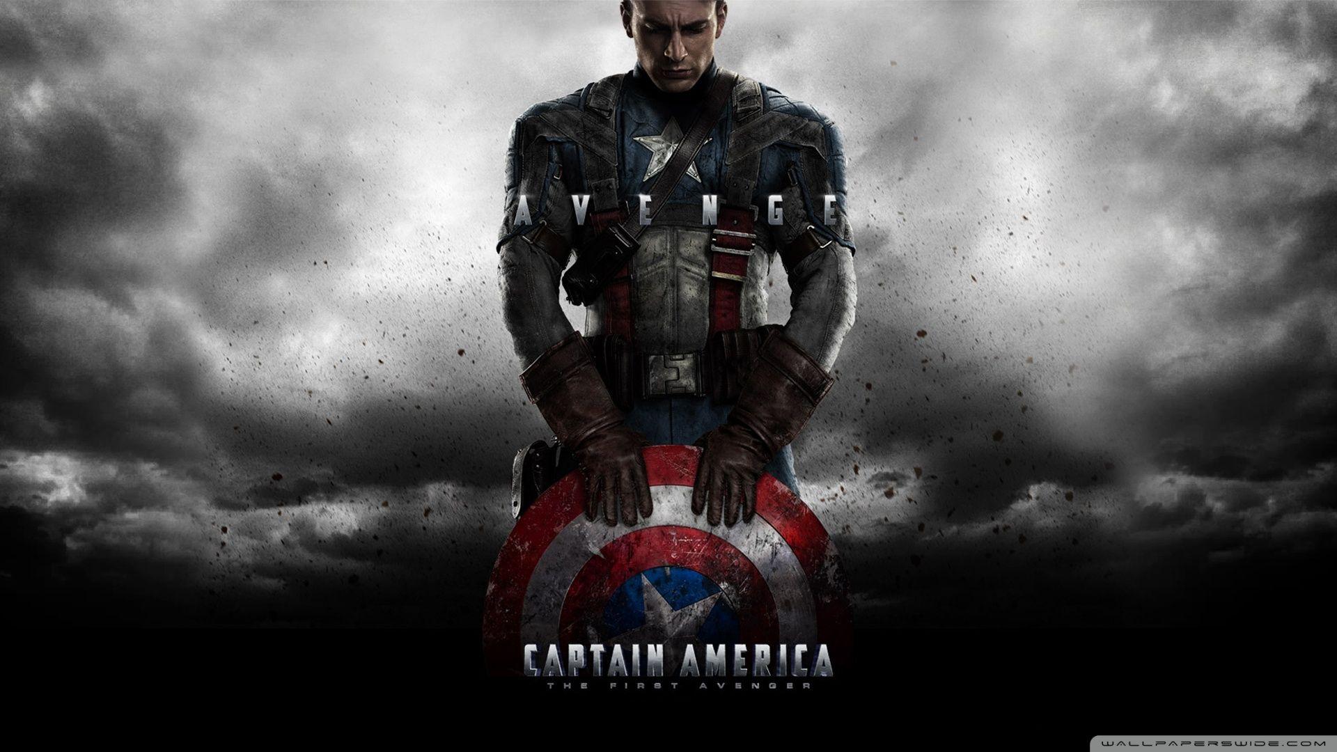 Captain America Wallpapers 1920x1080 WallpaperSafari