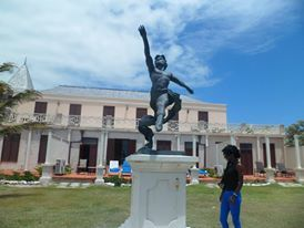 #Barbados ..The Crane :)