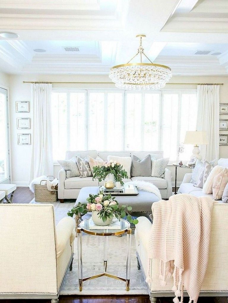 40+ Amazing Formal Living Room Decor Ideas #livingroom - Simple Living Room Designs