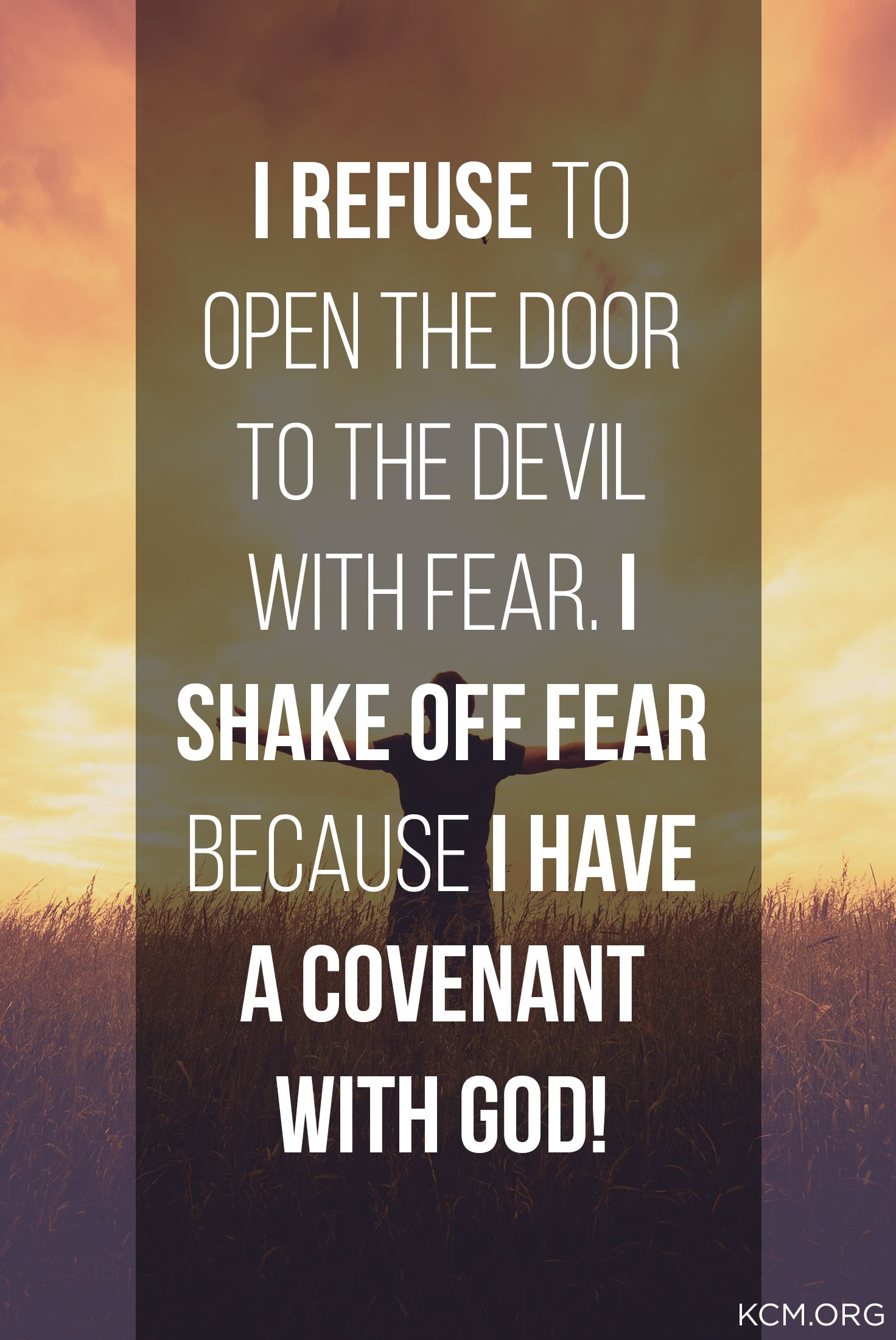 Spiritual Inspirational Quotes I Have A Covenant With God  Inspiration  Pinterest