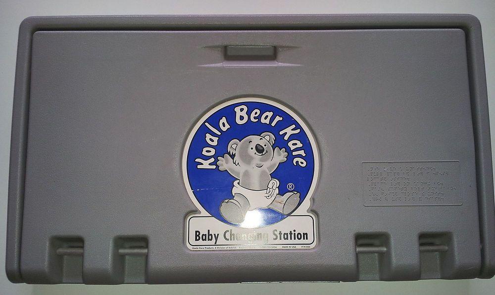 Koala Bear Kare Baby Changing Station Commercial Business Restroom Horizontal Koalakareproducts Baby Changing Station Baby Changing Changing Station