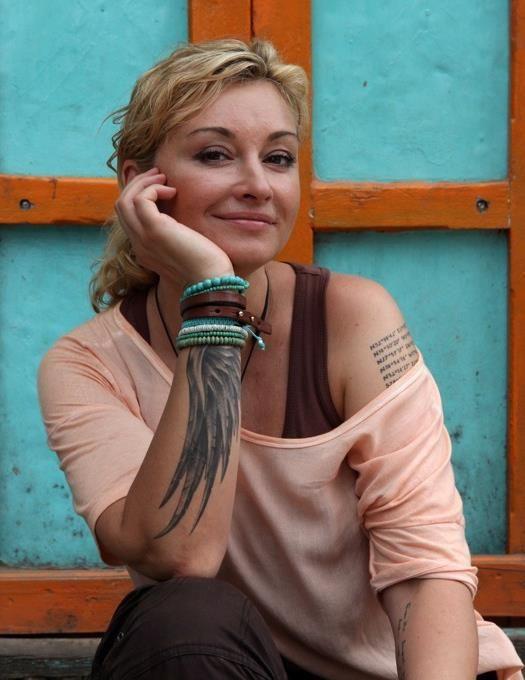 Martyna Wojciechowska Miło Tatuaż Tatuaże I Pomysły