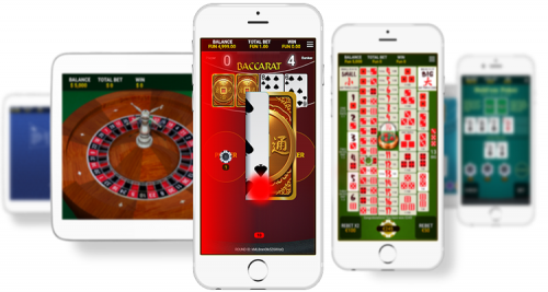 Onetouch Announces New Free Bets Feature For Table Games Mobile Casino Play Online Casino Casino Games