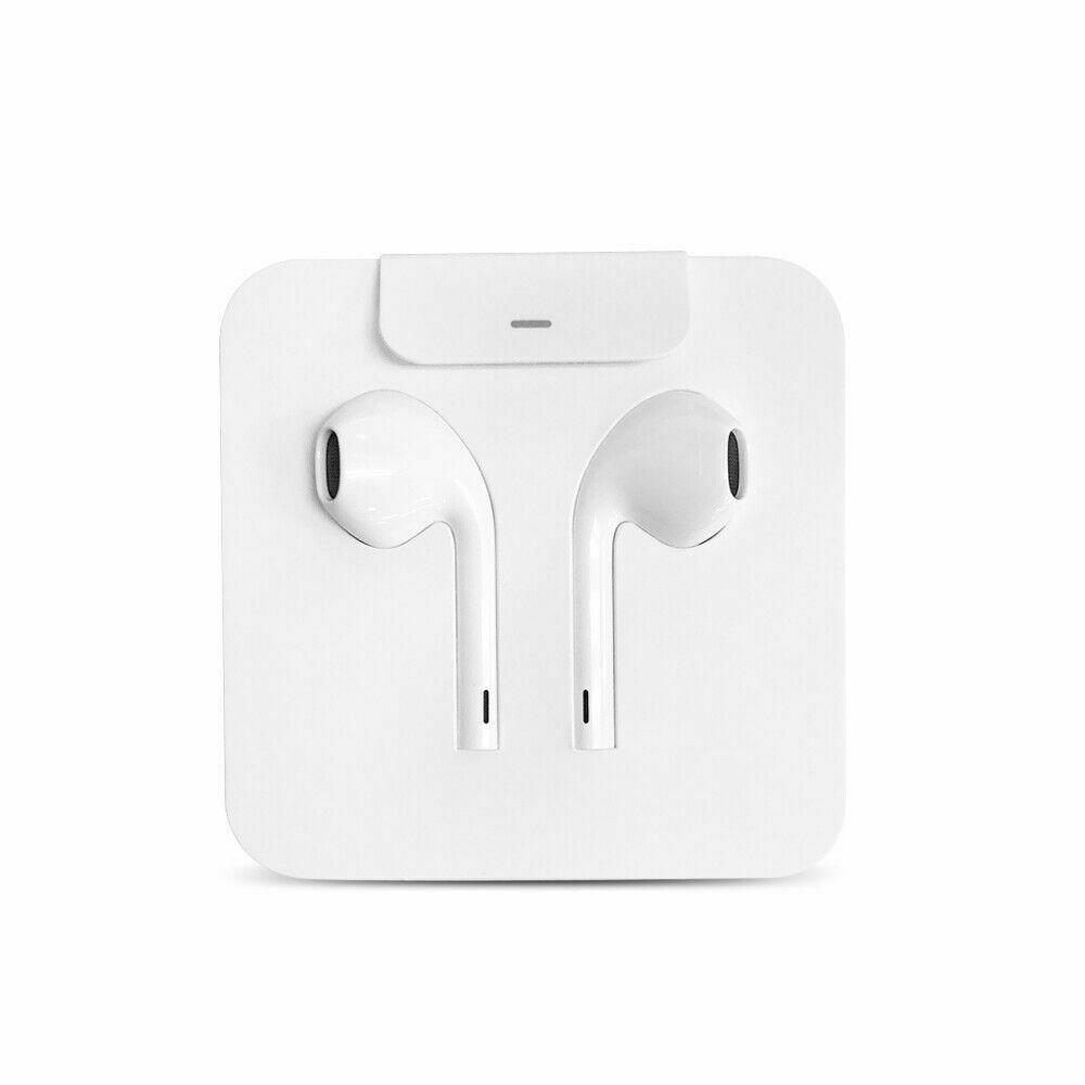 Apple Earpods Earphones For Iphone Xs Max Xr 8 7 Plus Remote Mic Oem Authentic Apple Iphone Earphones Laptop Computers Iphone