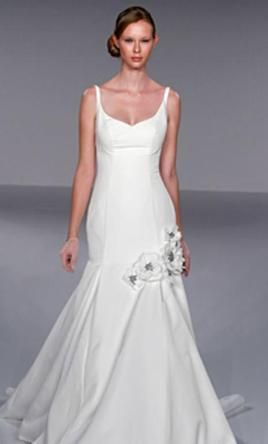 New With Tags Priscilla of Boston Wedding Dress JL202, Size 4- I've been looking for this dress!!