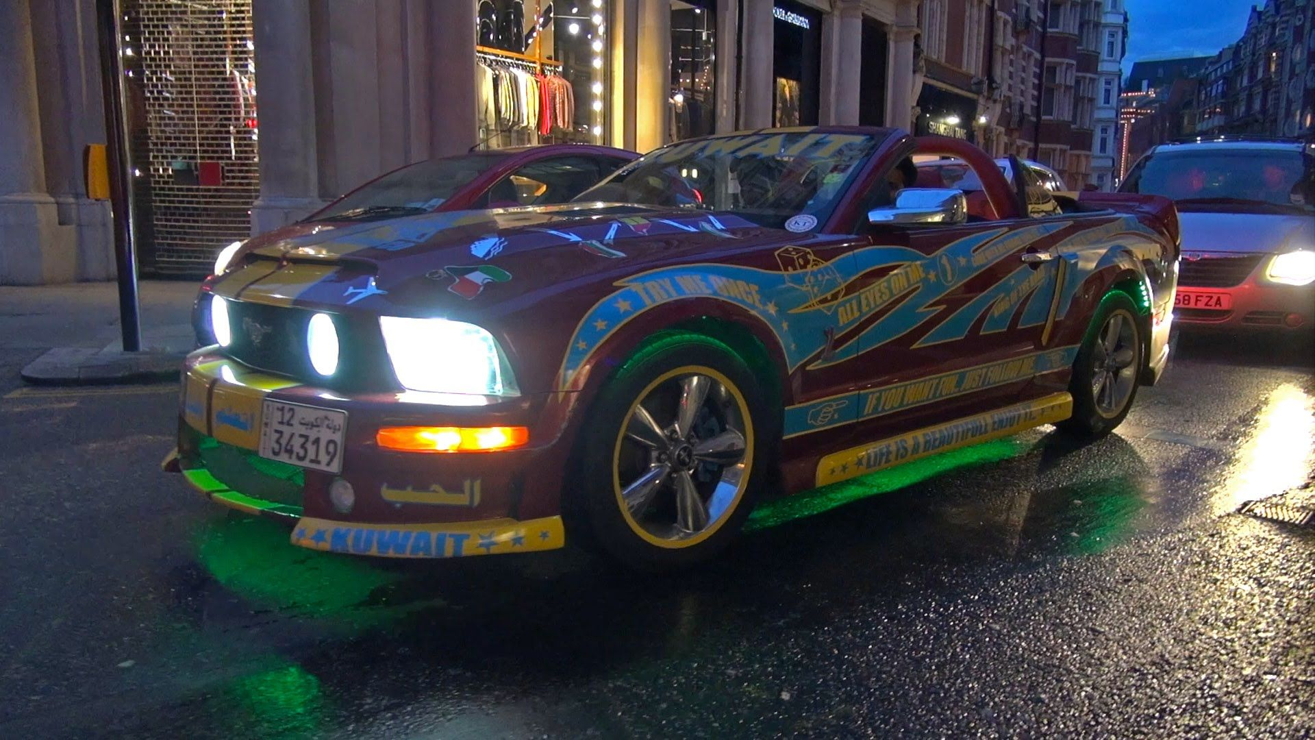 Cars ytmp3 download as mp3 crazy arabs in a ford mustang on the road