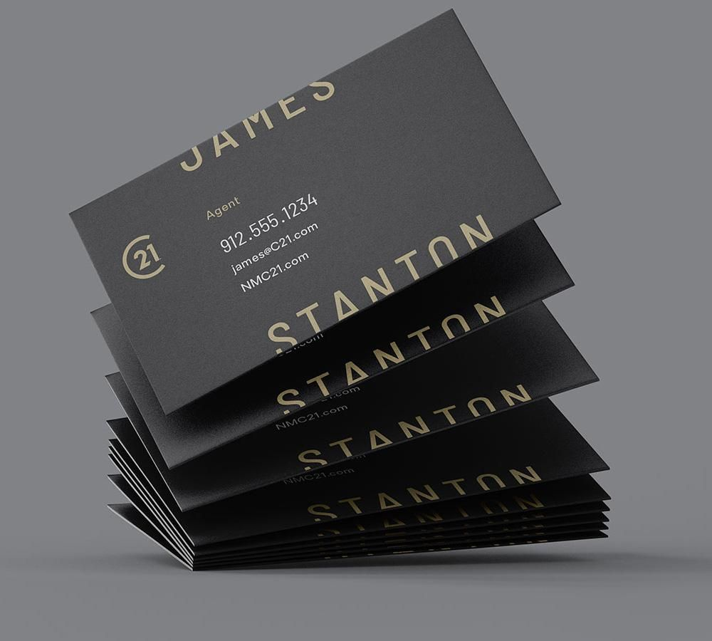 The Best Worst Real Estate Business Cards Of 2021 The Close Realtor Business Cards Real Estate Business Cards Business Card Design