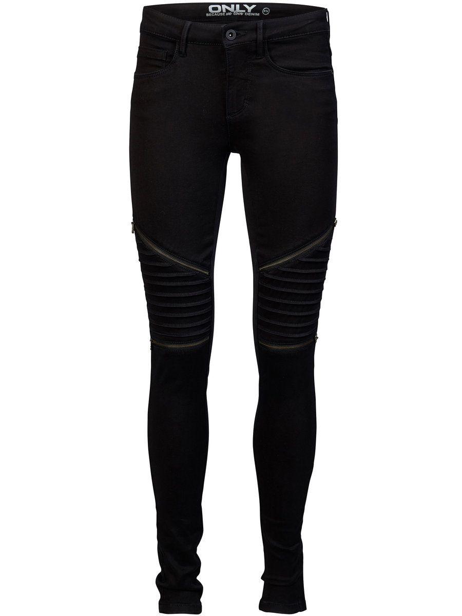 only svarta jeans
